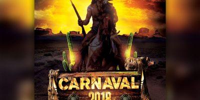 sabado 10 carnaval concept cuadrado