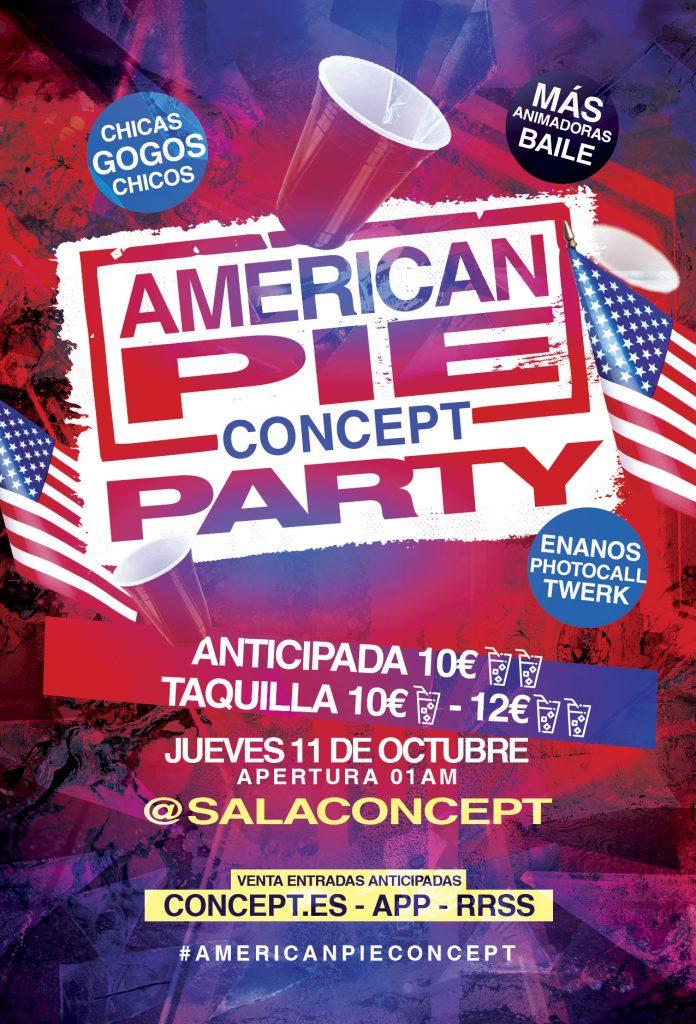 American-Pie-concept