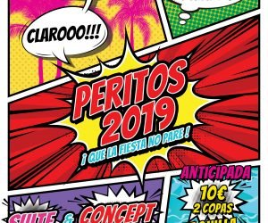 Cartel Peritos 2019