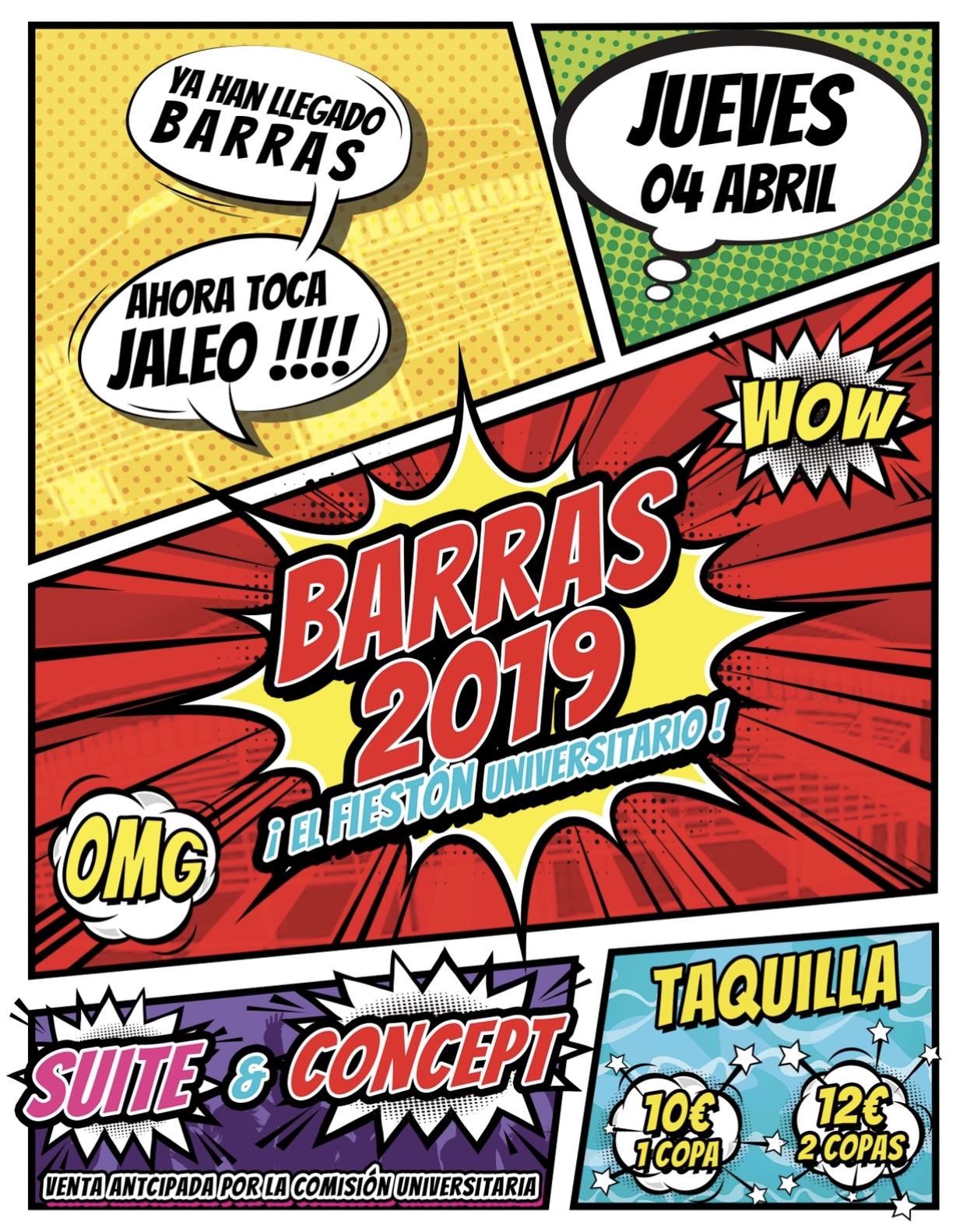 Barras 2019